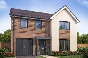 Homeowner Secured Loans With Poor Credit detached house