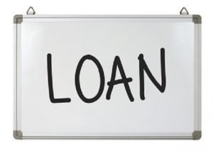Guide to Capital Money Loans the word loan written in black on a whiteboard
