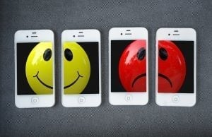 Phones On Finance For Bad Credit smiley or frown
