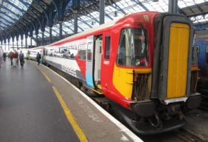 express finance loans gatwick express train